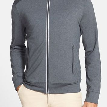 Men's Victorinox Swiss Army Tailored Fit Moisture Wicking Fleece Jacket (Online Only)