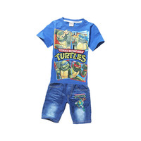 Teenage Mutant Ninja Turtles Boys Clothing Sets