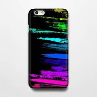 Abstract Rainbow Graffiti iPhone 6 Case Pink iPhone 6 plus Case Matte iPhone 5S 5 iPhone 5C iPhone 4S/4 Case Samsung Galaxy S5/S4/S3/Note 3 Case 03