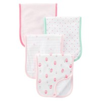 Burp Cloth Set Just One You