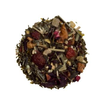 Summer Passion - Green and Fruit Loose Tea