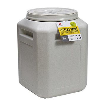 Outback 50 lb Airtight Pet Food Storage Container
