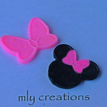 Minnie Mouse; Minnie; Minnie Mouse Birthday;Minnie Mouse Party; Minnie Mouse Favor ; you pick color, handmade soap, minnie  birthday decor