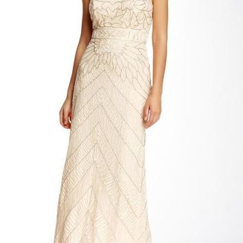 Sue Wong Formal Dress Long Evening Gown
