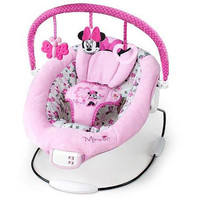 Disney Newborn Baby Minnie Mouse Garden Delights Bouncer