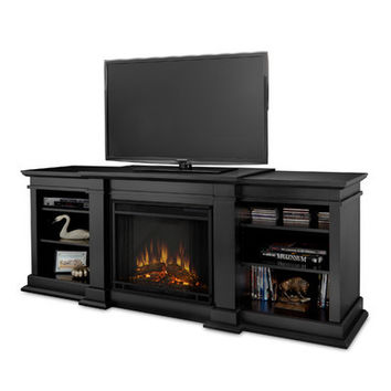 Sutton Media Center With Electric Fireplace Heater