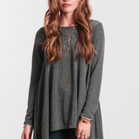 Living Large Asymmetrical Top