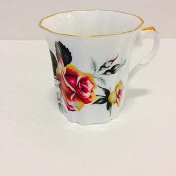 Royal Imperial Fine Bone China Teacup 1930's
