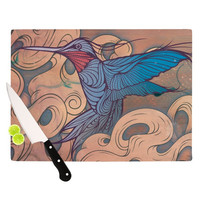"Mat Miller ""The Aerialist"" Cutting Board"