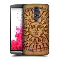 HEAD CASE DESIGNS WOOD ART CASE COVER FOR LG G3 D855