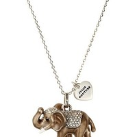 WWF Elephant Necklace