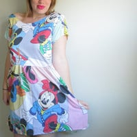 Minnie Mouse 90s Dress