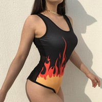 Fire Bodysuit