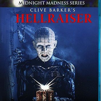 Clare Higgins & Ashley Laurence & Clive Barker-Hellraiser