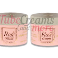 ROSE CREAM for acne and blemishes (2PCS)