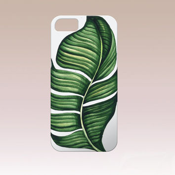 Tropical Iphone Case,Tropical phone case,Leaf iphone case, Iphone 6 case , Iphone 5 case, Iphone 4 case, iphone cover, Tropical i6 phone