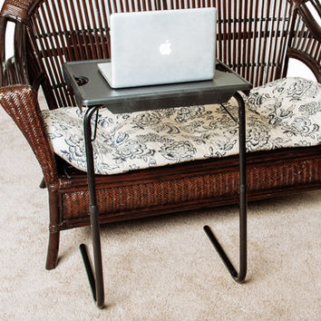 Imperial Home Portable and Foldable Bedside TV Tray Table
