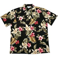sundown hawaiian cotton shirt