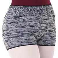 Sweater Knit Shorts
