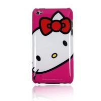 Hello Kitty Pink Back Cover Case for iPod Touch iTouch 4 4g 4th generation