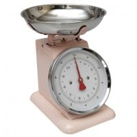 Pink Kitchen Scales | DotComGiftShop
