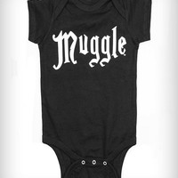 Harry Potter Muggle Snapsuit