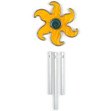 Swirl Sun Catcher Chime