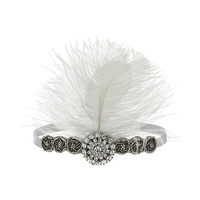 Feather Headband - Hair Accessories  - Accessories