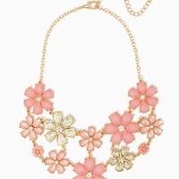 Posy Bib Necklace | Jewelry | charming charlie