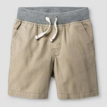 Toddler Boys' Pull-on Short Cat & Jack™ - Khaki