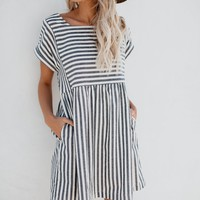 Outlaw Pocketed Dress