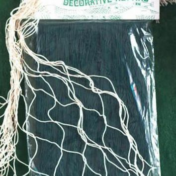 Beach Wedding - Decorative Fishing Net in Ivory14' Long x 5' Wide