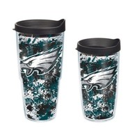 Tervis® NFL Philadelphia Eagles Splatter Wrap Tumbler with Lid