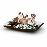 "Chelsea Victoria ""Tropico"" Nature Photography Dog Bed"