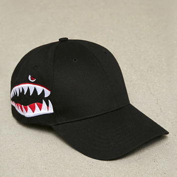 Men Shark Cap
