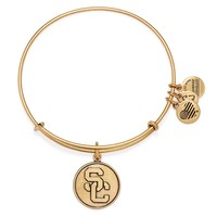 University Of Southern California Logo Charm Bangle