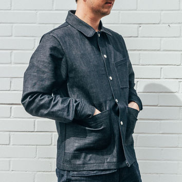 Painter Jacket - Selvedge Denim
