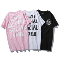 2018 Anti Social Social Club Assc T Shirt S Xxl | Best Deal Online