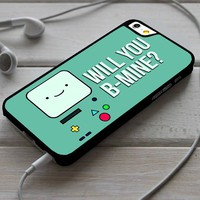 Will You B Mine BMO Adventure Time iPhone 4/4s 5 5s 5c 6 6plus 7 Case