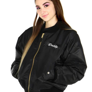 DADDY BOMBER JACKET