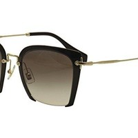 Miu Miu Women's Cut Frame Sunglasses