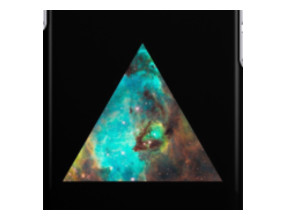 Green Galaxy Triangle