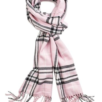 Veronz Super Soft Classic Cashmere Feel Winter Scarf 60 Day Warranty