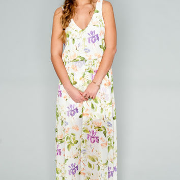 Show Me Your Mumu ~ Kendall Maxi Dress ~ Flower