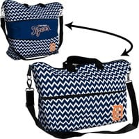 Logo Chair Detroit Tigers Chevron Expandable Tote