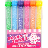 International Arrivals Beary Sweet Scented Markers