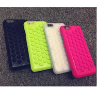 iPhone 6 Plus, 6, 5/5S - Crazy Bubble Wrap Fun Case in Assorted Colors