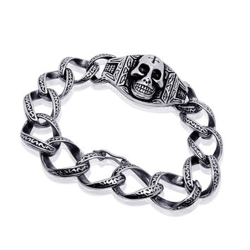 New Arrival Awesome Shiny Hot Sale Gift Great Deal Stylish Fashion Men Titanium Club Accessory Bracelet [6526719107]