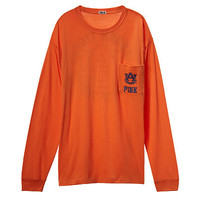 Auburn University Long Sleeve Campus Tee - PINK - Victoria's Secret