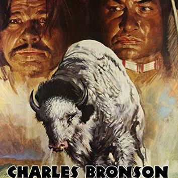 Charles Bronson & Kim Novak & J. Lee Thompson-White Buffalo